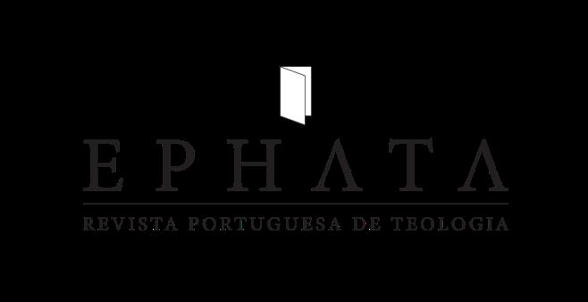 Logotipo da revista Ephata