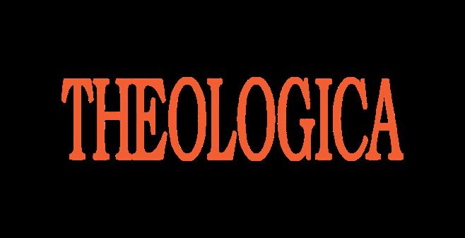 Logotipo da revista Theologica